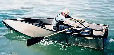porta-bote also known as portaboat porta-boat portabote porta bote foldboat and foldaboat is a fast rowboat width=